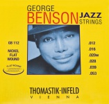 Струни для гітари Thomastik GB112 George Benson Jazz