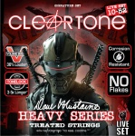 Струни для гітари Cleartone 49420 Dave Mustaine Live Set 10-52