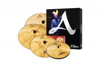 Комплект тарелок ZILDJIAN A CUSTOM SET 5 PACK