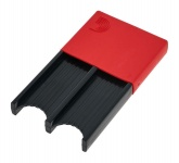 Кейс D'Addario Reed Guard - Small - Red