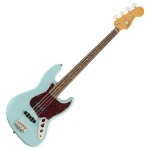 Бас-гитара SQUIER by FENDER CLASSIC VIBE '60s JAZZ BASS LR DAPHNE BLUE