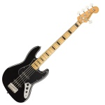 Бас-гитара SQUIER by FENDER CLASSIC VIBE '70s JAZZ BASS V MN BLACK