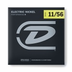 Струны для гитары DUNLOP DEN1156 ELECTRIC NICKEL PERFORMANCE+ 11-56