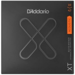 Струны для гитары D`ADDARIO XTABR1047 XT 80/20 Bronze Extra Light 10-47