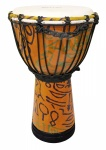 Джембе MAXTONE ADJ40B Abstract Cloth Djembe 8""