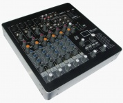 Микшерный пульт MixMaster LIKE-6 USB+Bluetooth