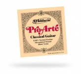 D'ADDARIO EJ49 PRO ARTE BLACK TREBLE NORMAL TENSION