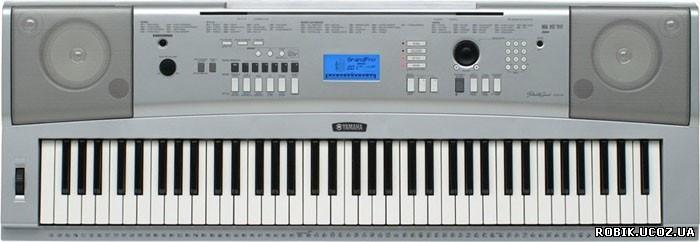 Синтезатор YAMAHA DGX-230