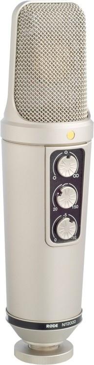 Студийный микрофон Rode NT 2000
