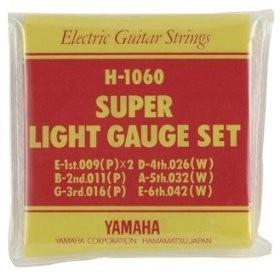 Струны для электрогитары YAMAHA H1060
