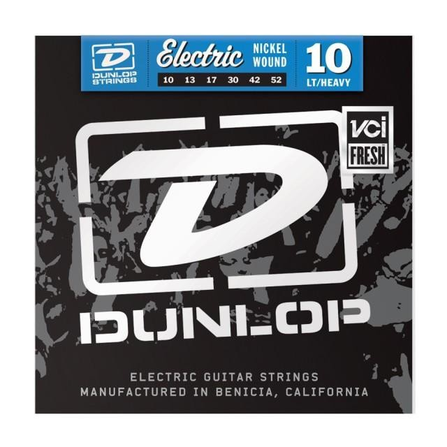 Струны для электрогитары DUNLOP DEN1052 ELECTRIC MEDIUM HEAVY 10