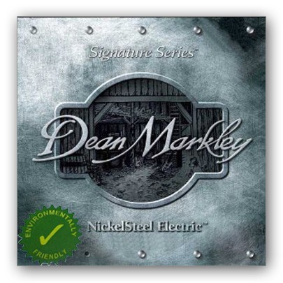 Струны для электрогитары DEAN MARKLEY 2502C Nickelsteel Electric LT7