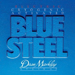 Струны для электрогитары DEAN MARKLEY 2556 Bluesteel Electric REG