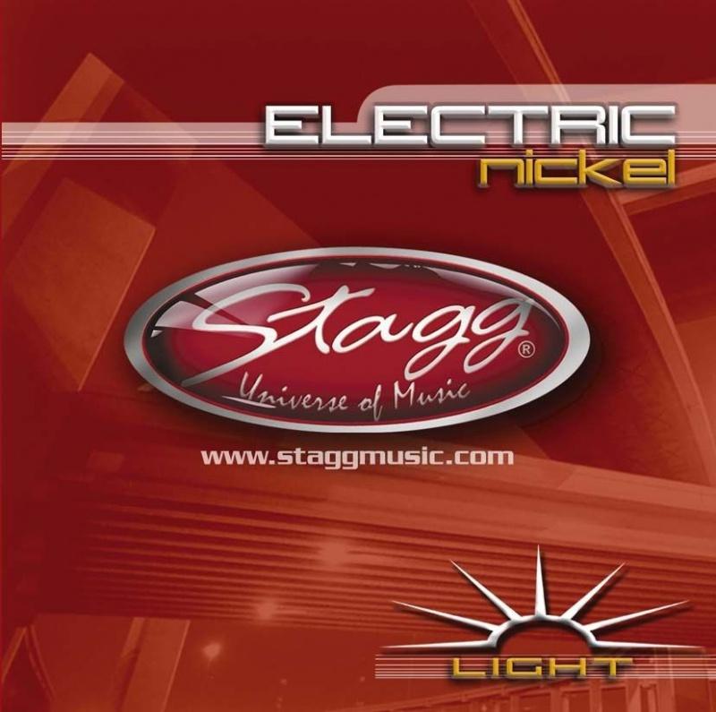 Струны для электрогитары STAGG EL-0942