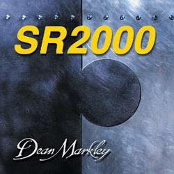 Струны для  бас-гитары DEAN MARKLEY 2691 SR2000 MED