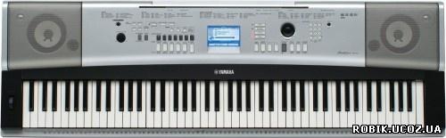 Синтезатор YAMAHA DGX-530