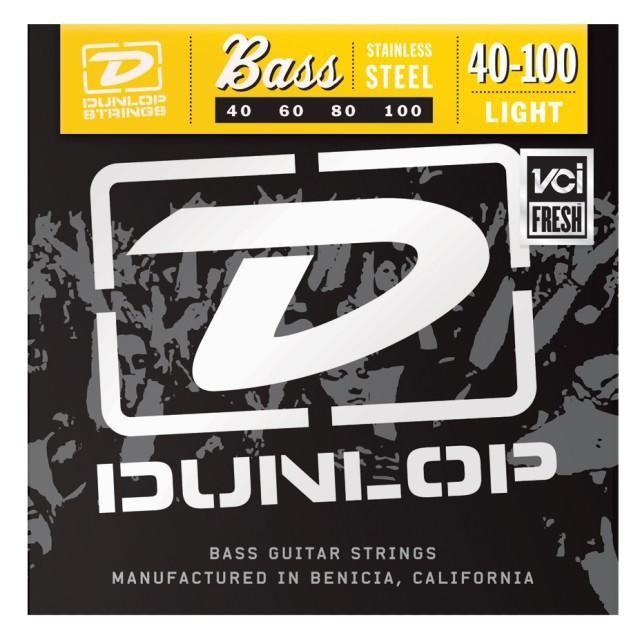 DUNLOP DBS40100 STAINLESS STEEL LIGHT 40-100