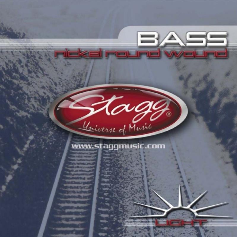 Струны для  бас-гитары STAGG BA-4500