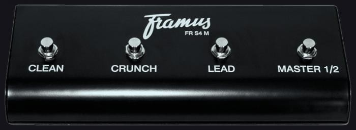 FRAMUS FRS4M FOOTSWITCH