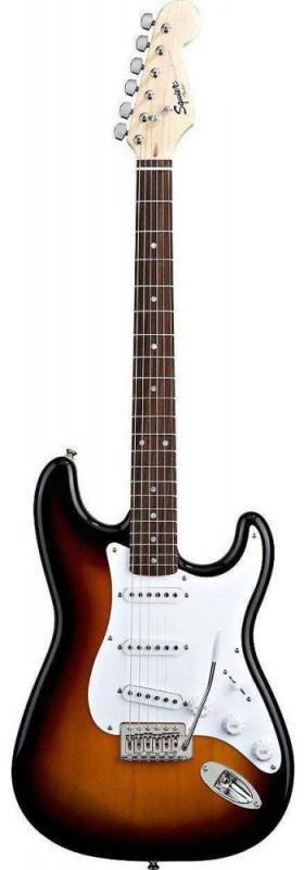 Электрогитара Fender Squier Bullet Stratocaster RW BSB