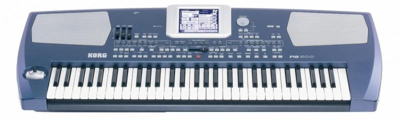 Синтезатор KORG Pa500