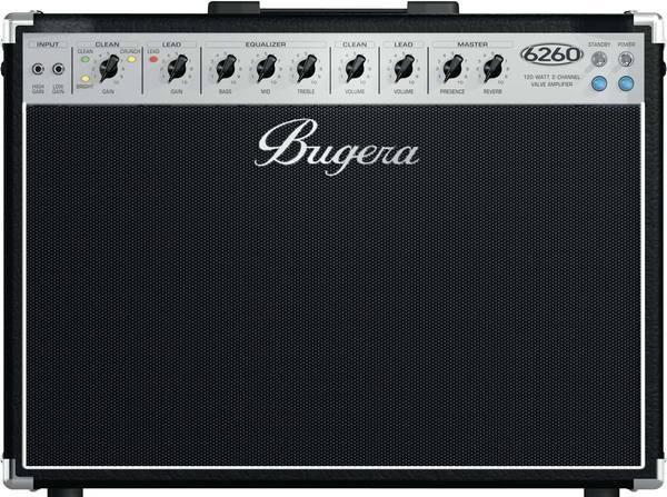 Ламповый гитарный комбо BUGERA 6260-212
