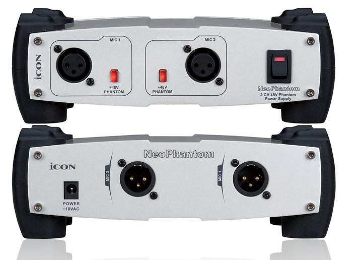 Аудиоинтерфейс iCON Neo Phantom