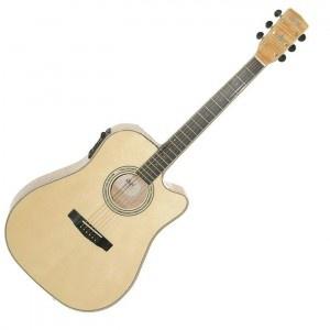 Электроакустическая гитара CORT MR780FX Nat