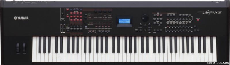 Синтезатор YAMAHA S70 XS
