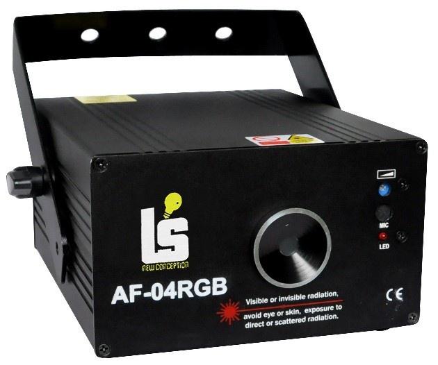 Лазер Light Studiо AF04RGB