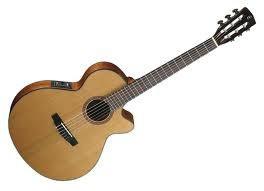 Классическая гитара CORT CEC5 NAT
