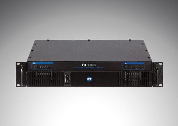 Усилитель мощности RCF HC2000
