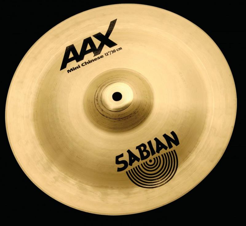 """Тарелка Sabian 12"""" AAX Mini Chinese"""