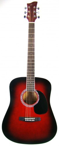 Гітарний набір Jay Turser JJ45 PAK RSB