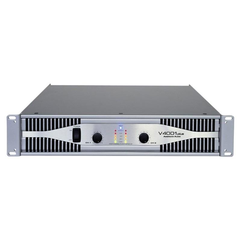 Усилитель мощности American Audio V-4001plus