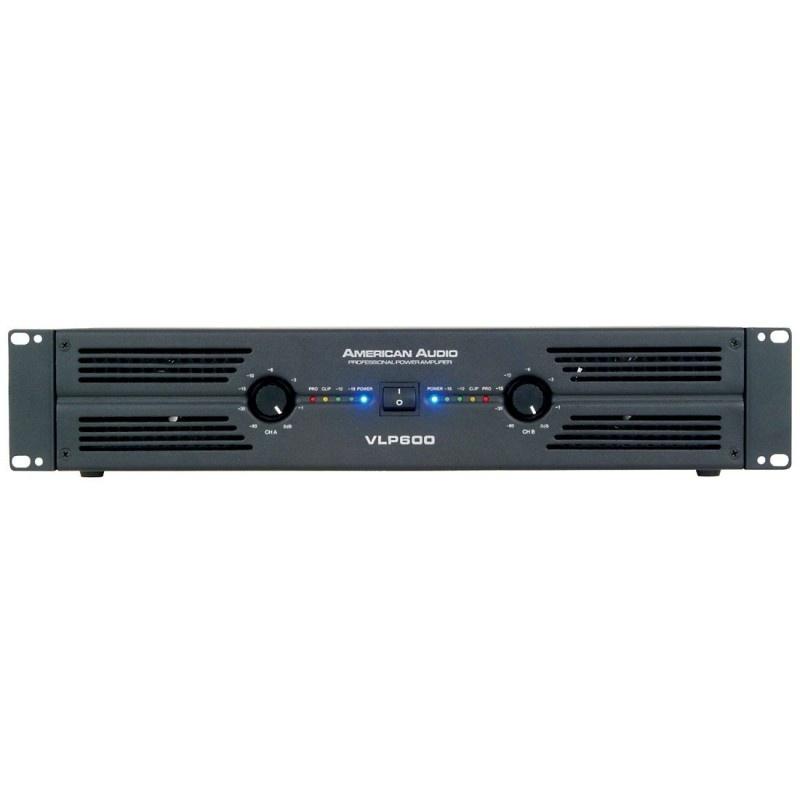Усилитель мощности American Audio VLP-600