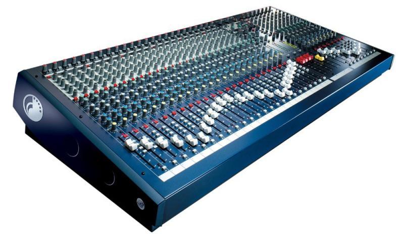 Микшерный пульт Soundcraft LX7II 32ch