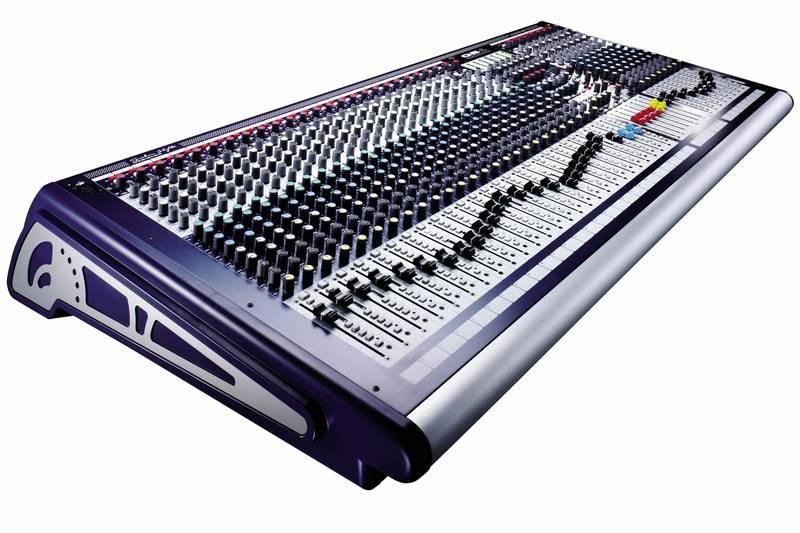 Микшерный пульт Soundcraft GB4 32ch