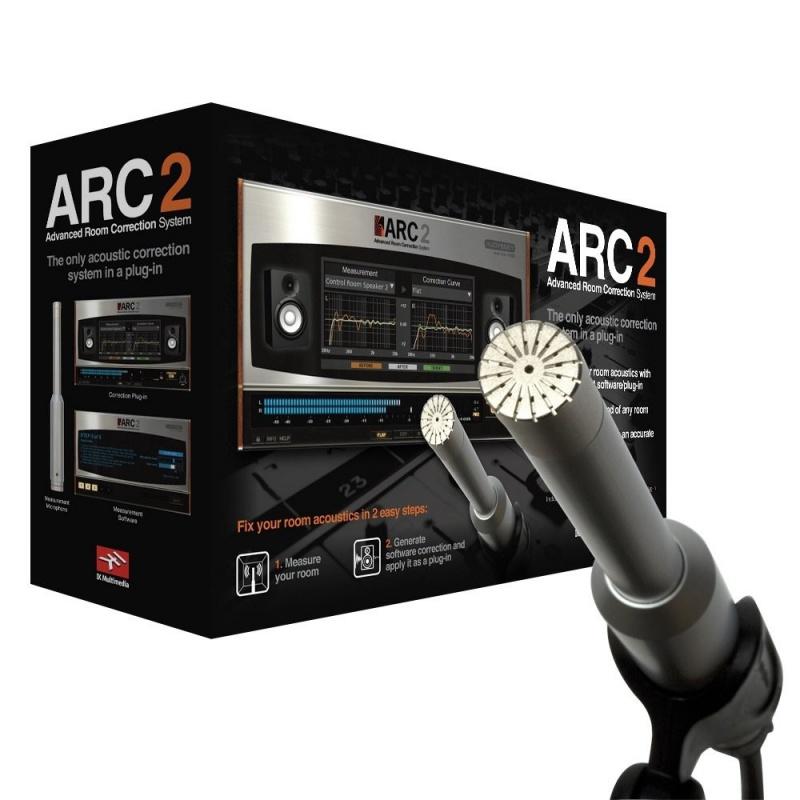 IK MULTIMEDIA AC2 (ARC SYSTEM 2)
