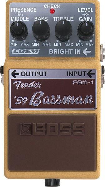 Педаль эффектов Boss FBM1