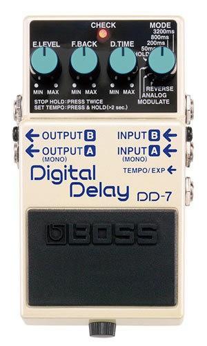 Педаль эффектов Boss DD7