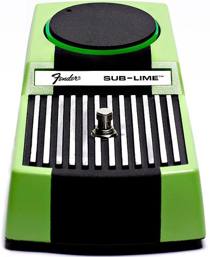 Педаль эффектов FENDER SUB-LIME™ BASS FUZZ