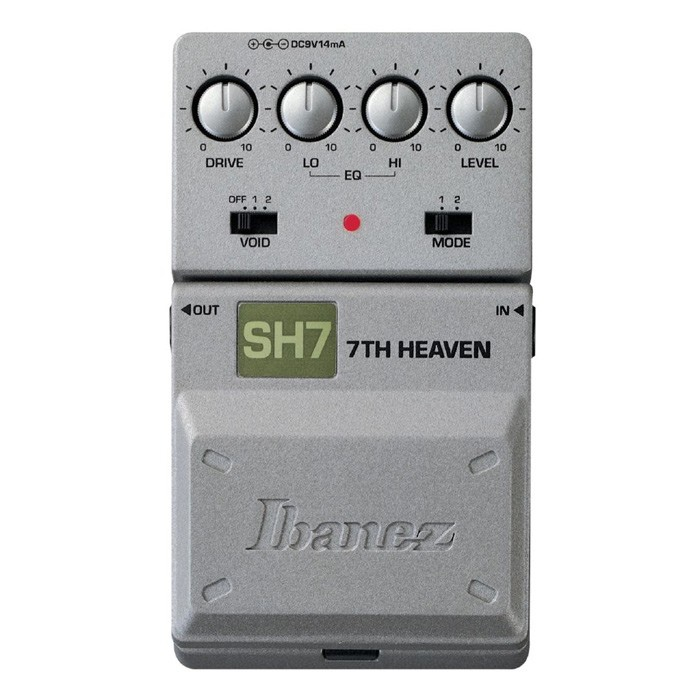 Педаль эффектов IBANEZ SH7