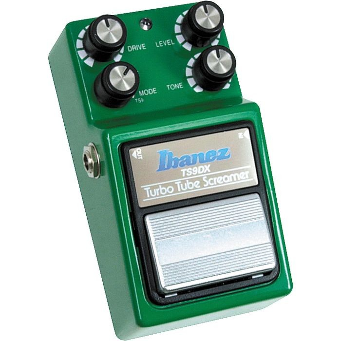 Педаль эффектов IBANEZ TS9DX TURBO TUBESCREAMER