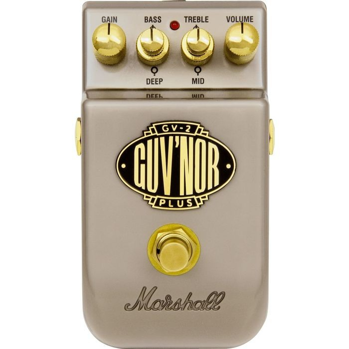 Педаль эффектов MARSHALL GUV'NOR PLUS GV-2