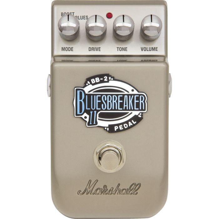 Педаль эффектов MARSHALL THE BLUESBREAKER-2 BB-2