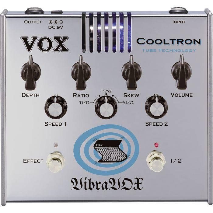 Педаль эффектов VOX COOLTRON VIBRAVOX