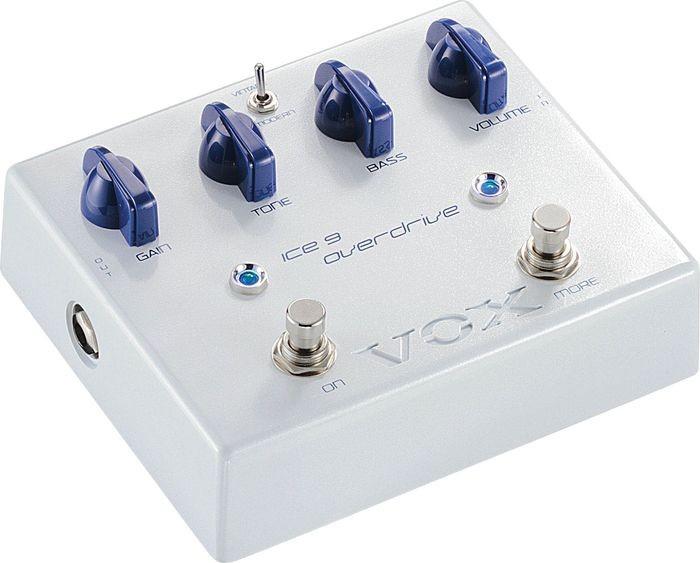 Педаль эффектов VOX ICE9 JS-OD
