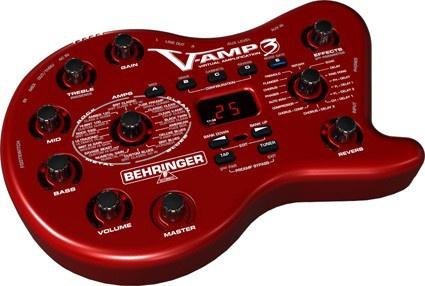 Гитарный предусилитель BEHRINGER V-AMP3