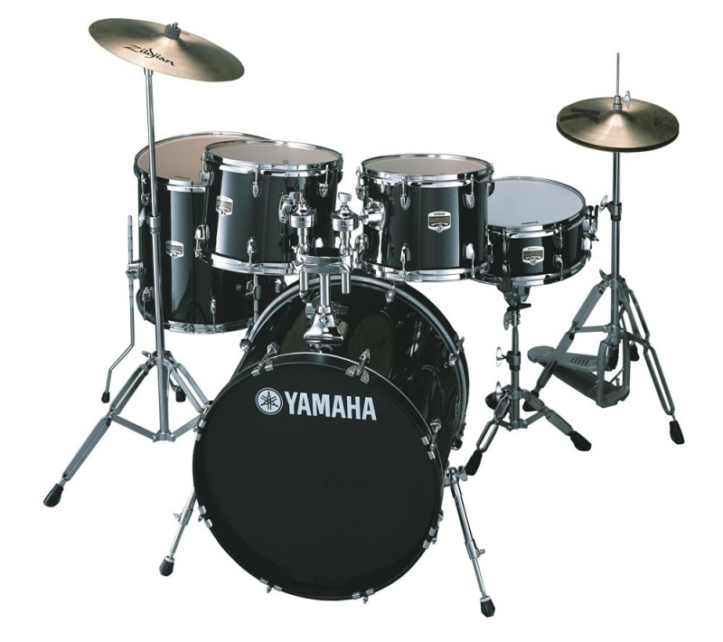 Ударная установка YAMAHA GIGMAKER BLACK